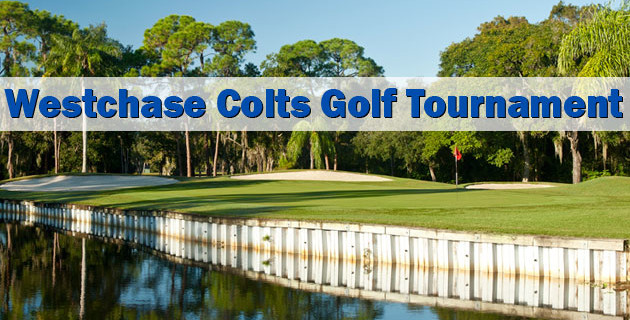 Annual Colts Golf Tourney October 25
