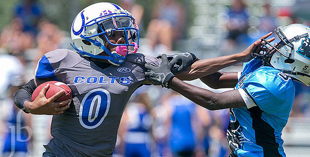 Colts Sweep Panthers in Week 2