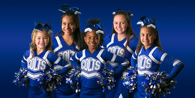 Cheer Pix Done – Football This Friday Night